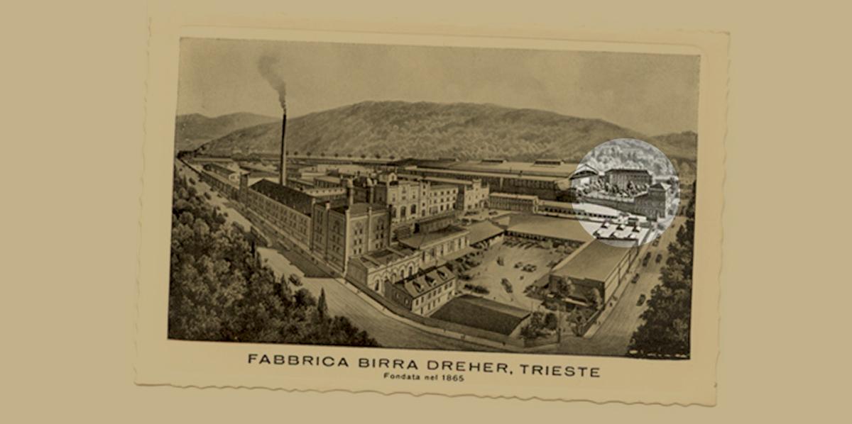 погруженный в историю пивоварни Dreher